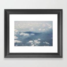 Mountains, Malaysia Framed Art Print