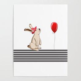 My Rabbit Poster