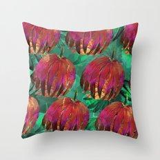 Redbell Throw Pillow