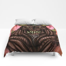Fire Demon Comforters