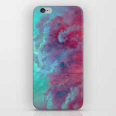 Mèduse Rouge iPhone & iPod Skin