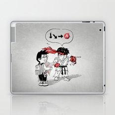 Hadoken? Laptop & iPad Skin