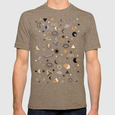 Universe Tri-Coffee 2X-LARGE Mens Fitted Tee