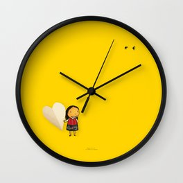 Share your Heart Wall Clock