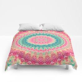 Mandala 214 Comforters