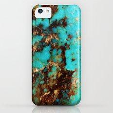 Turquoise I Slim Case iPhone 5c