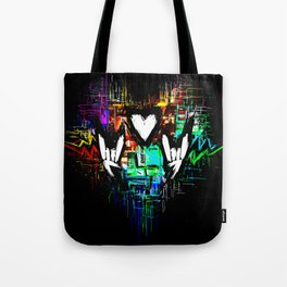 Chiptunes = Win: Original Tote Bag
