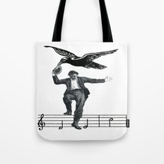 Saved By The Music Again  Tote Bag