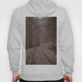 Eerie Train Tracks (Color) Hoody