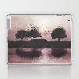 Positive Sunset Laptop & iPad Skin