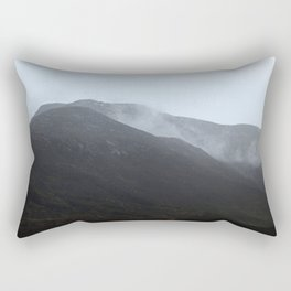 The mystery in the mountain Rectangular Pillow