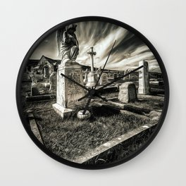 Great Orme Graveyard Wall Clock