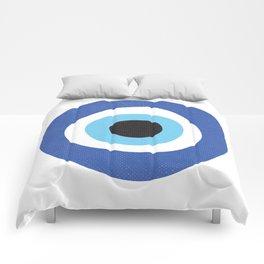 Evi Eye Symbol Comforters