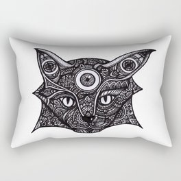 Dream Cat Rectangular Pillow