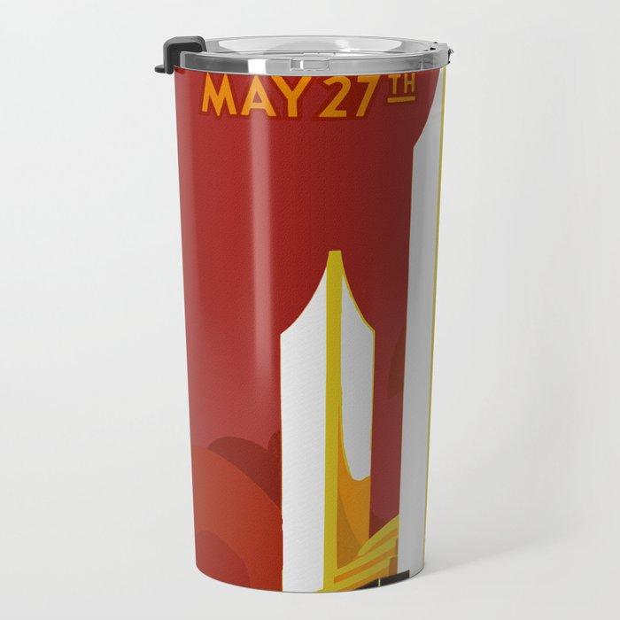 1933 Chicago World's Fair Travel Mug