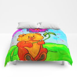 Dudley The Bear Comforters