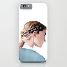 Blond Girl iPhone 6s Slim Case