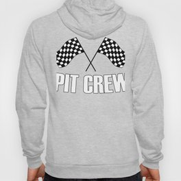 Pit Crew for Hosting Race Car Parties Parents Pit Hoody