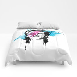 Oh, Bowie Comforters