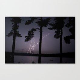 Bolt Canvas Print