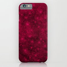 Sequin series red iPhone 6s Slim Case
