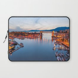 Vancouver Sunset Laptop Sleeve