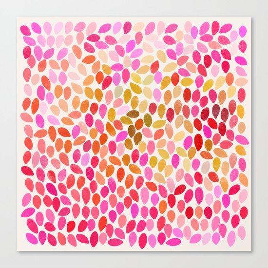 rain 10 Canvas Print