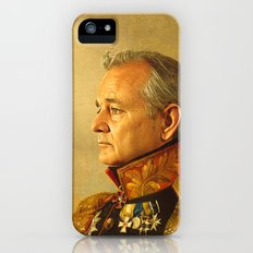 Bill Murray - replaceface Slim Case iPhone (5, 5s)