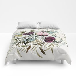 Rustic and Free Bouquet Comforters