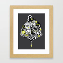 Life - Revisited Framed Art Print