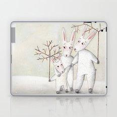 Bunnies Laptop & iPad Skin