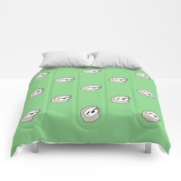 Sloth Party! Comforters