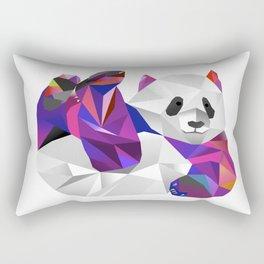 Pauline Panda  Rectangular Pillow