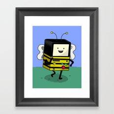BEE-MO Framed Art Print