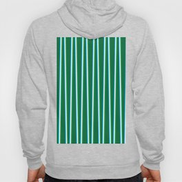 Between the Trees - Forest Green, Green & Blue #811 Hoody