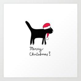 merry christmas no.2 Art Print
