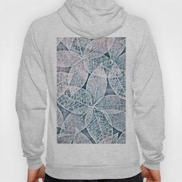 Frosted Leaves Hoody