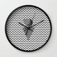 T.B.A.T.G. iii Wall Clock