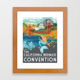 CMCPoster Framed Art Print
