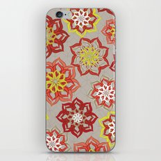 Fresh Cut Flowers iPhone & iPod Skin