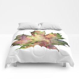 Leaf Meditation Comforters