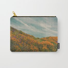 California Poppies 018 Carry-All Pouch