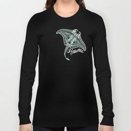 Hawaiian Tribal Ray Long Sleeve T-shirt