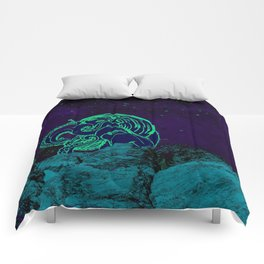 Krachyn At Midnight Comforters