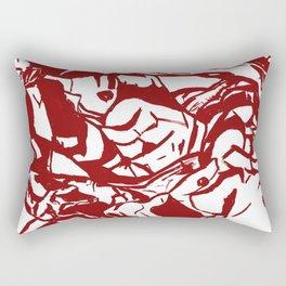 Wrestling Lovers Rectangular Pillow