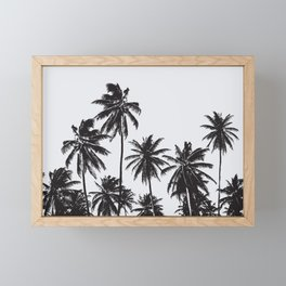 Palm 05 Framed Mini Art Print
