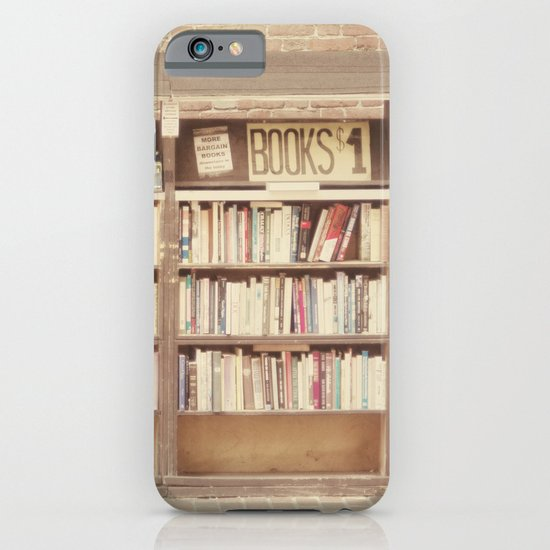 Dollar Books iPhone & iPod Case