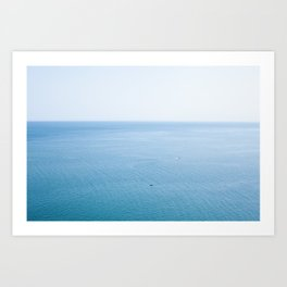 Adriatic Sea Art Print