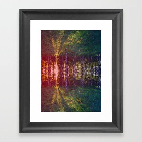 Mirage Framed Art Print