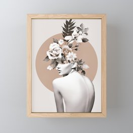 Bloom 8 Framed Mini Art Print